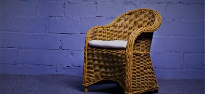 MARY Rattan Dining Chair