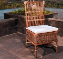 XGFDN14 Rattan Dining Chair